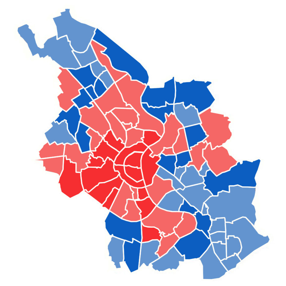 Immobilienpreise Köln Stadtteile Karte